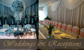 Wedding Reception - Event Venue